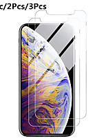 cheap -Screen Protector for iphone 11 Pro Max XS XR 6s 7 8 Plus 5s SE 2 Screen Protector protective Glass on iphone X 11 Pro Max Tempered Glass