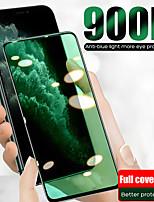 Недорогие -Защитная пленка для зеленого экрана Apple iphone 11/11 pro / 11 pro max / xs max / xr / xs / x Защитная пленка для передней панели из закаленного стекла высокой четкости (hd) / твердость 9 ч