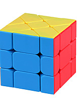 cheap -Speed Cube Set 1 pc Magic Cube IQ Cube Pyramid Alien Megaminx 3*3*3 Magic Cube Puzzle Cube Professional Level Stress and Anxiety Relief Focus Toy Classic & Timeless Kid's Adults' Toy All Gift