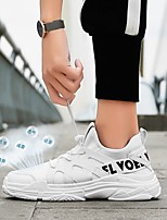 cheap -Men's Summer Outdoor Sneakers PU Non-slipping White / Black / Red