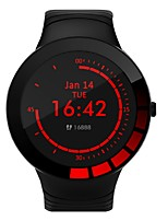 Недорогие -E3 умные часы мужчины водонепроницаемые ip68 погода дисплей спортивные часы сердечного ритма артериальное давление кислорода в крови здоровье трекер SmartWatch