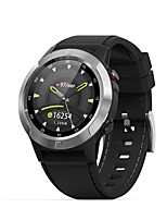 cheap -NORTH EDGE X-TREK3 Men's Smartwatch Android iOS Bluetooth Touch Screen GPS Heart Rate Monitor Sports Compass ECG+PPG Stopwatch Pedometer Sleep Tracker Sedentary Reminder