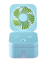 cheap -USB Desk Water Cooling Fan Mini Air Condition Humidifier 7 Color LED Night Light Micro Cooler Fan For Home Office