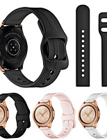cheap -Watch Strap For Samsung Galaxy Watch Active 2 Galaxy Watch Band 42mm Gear Sport Bracelet Band 20mm