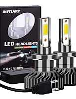 cheap -2pcs H1 / H7 / H3 / H11 / 9005 / 9006 Motorcycle / Car Light Bulbs LED Headlamps For Universal
