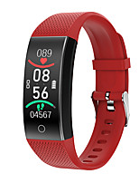 cheap -KUPENG QW18T Unisex Smartwatch Smart Wristbands Android iOS Bluetooth Waterproof Thermometer Media Control Exercise Record Health Care Pedometer Call Reminder Activity Tracker Sleep Tracker Sedentary