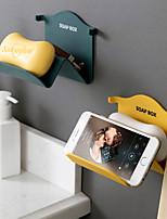 Недорогие -Ванная комната, душ, мыльница, тарелка для хранения, поднос, настенный держатель для мыла, ведение домашнего хозяйства, случайный цвет