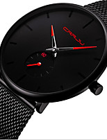 cheap -Women's Quartz Watches Fashion Black Alloy Chinese Quartz Blue Red Gold Casual Watch Analog One Year Battery Life