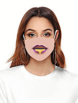 cheap -Mask Women's Polyester One-Size Beige 1pc / pack Adults Anti-UV Daily Basic All Seasons