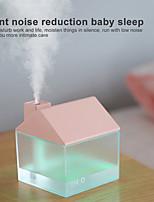 Недорогие -Usb cat увлажнитель воздуха мини увлажнитель эфирное масло очиститель распылитель со светодиодной подсветкой вентилятора для домашнего офиса