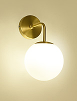 cheap -feimiao New Design Modern / Nordic Style Wall Lamps & Sconces Living Room / Bedroom Copper Wall Light 110-120V / 220-240V 40 W