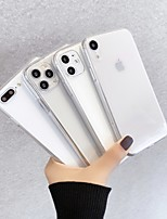 cheap -Case For Apple iPhone 11 / iPhone 11 Pro / iPhone 11 Pro Max Shockproof Back Cover Transparent TPU