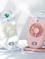 cheap -2 In 1 Portable Handhold Water Mist Fan Functions Fan Water Cooling Spray Fan Humidification Fan