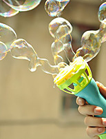 cheap -C-119496 Bubble Machine Family Portable Adorable Electric Plastic Shell Adults Boys and Girls Toy Gift 1 pcs