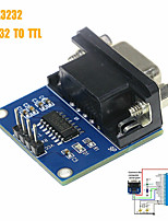 cheap -RS232 To TTL Serial Port Converter Module Male or Female DB9