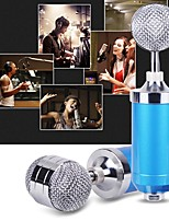 cheap -BM-3000 Microphone Studio Recording Condenser Mic Supply Metal Shock Mount Filter Live Microphone KTV Plug Stand Holder
