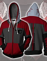 cheap -Inspired by RWBY Cosplay Costume Hoodie Polyster Print Printing Hoodie For Men's / Women's