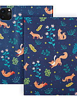 cheap -Case For Apple iPad Pro 11'' Shockproof Full Body Cases Scenery / Cartoon PC