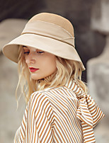 cheap -Elegant Polyester Hats with Color Block 1pc Casual / Daily Wear Headpiece