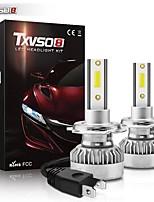 Недорогие -txvso8 g1 cob светодиодные фары автомобильные лампы h7 h1 h8 9006 9005 9012 противотуманные фары 110 Вт 20000lm 6000 К белый водонепроницаемый