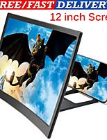 Недорогие -3d экран мобильного телефона лупа hd видео усилитель смартфон подставка для кронштейна 12 дюймов держатель телефона усилитель ну вечеринку подарки