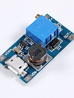 cheap -Micro USB DC-DC Voltage Step Up Adjustable Boost Converter Module 2A