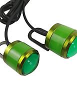 Недорогие -otolampara 2шт провода подключения мотоцикла лампочки 3 Вт smd 5730 240 лм 3 светодиодные фонари украшения для универсальных всех моделей все годы