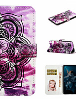 cheap -Case For Huawei P40 Pro Huawei P40 lite Phone Case PU Leather Material 3D Painted Pattern Phone Case for Huawei P40 P30 Pro P30 lite P30  P20 Pro P20 lite P20