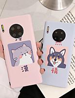 cheap -Huawei Phone Case IMD TPU Cartoon Pattern for P20 Pro P30 Pro Mate20 Pro Mate 30 Pro Nova5