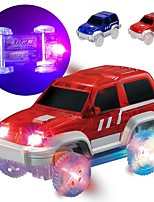 cheap -Car Car Race Car LED Cool DIY Mini Car Vehicles Toys for Party Favor or Kids Birthday Gift 1 pcs / Kid's