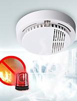 Недорогие -детектор дыма пожарная сигнализация независимый датчик дыма для безопасности домашнего офиса фотоэлектрический дымовой сигнализации