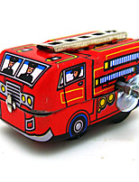 cheap -Clockwork Robot Car Stress Reliever Bus Adorable Decompression Toys Clockwork Iron Adults Boys and Girls Toy Gift 1 pcs