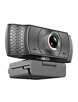 cheap -USB 2.0 Web Camera Full HD 1080P Webcam Ashu H601 Video Recording Web Camera 3.6mm Lens 90 Wide-angle 360 Manual Rotation With Microphone For PC Laptop Not Webcam Autofocus
