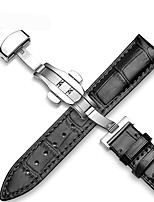 cheap -Watch Band for Apple Watch Series 4/3/2/1 Samsung Galaxy / Apple Modern Buckle / Business Band Quilted PU Leather Wrist Strap