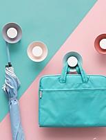 Недорогие -Творческий милый трубный крючок свободный удар ванная комната на стене висит липкий крючок ванная комната крючок украшения двери на стене случайный цвет