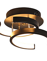 cheap -Modern Simple Bedroom Led Ceiling Light Creative Personality Porch Into The Door Lighting 18W