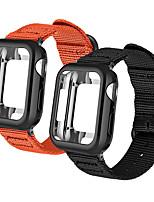 cheap -Watch Band for Apple Watch Series 5/4/3/2/1 Apple Sport Band Nylon Wrist Strap