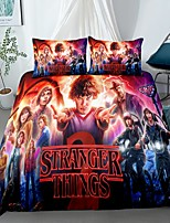 cheap -Home Textiles 3D Bedding Set  Duvet Cover with Pillowcase 2/3pcs Bedroom Duvet Cover Sets  Bedding Dragon Ball