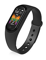 cheap -M5 Unisex Smartwatch Smart Wristbands Android iOS Bluetooth Waterproof Sports Hands-Free Calls Exercise Record Health Care Pedometer Call Reminder Activity Tracker Sleep Tracker Sedentary Reminder