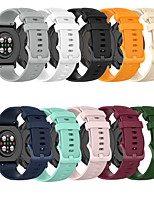cheap -Watch Band for Amazfit  GTR  42mm / Amazfit GTR 47mm Amazfit Sport Band Silicone Wrist Strap