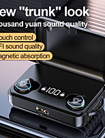 cheap -LITBest A25 TWS True Wireless Earbuds Stereo  Wireless Bluetooth 5.0 with Microphone Charging Box Sweatproof Mobile Power for Smartphones