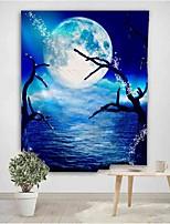 cheap -Psychedelische Tapestry Bloem Muur Opknoping Kamer Sterrenhemel Tapijt Maan Wandtapijten Art Home Decoratie Accessoires