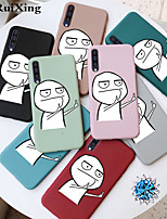 cheap -Case For Apple iPhone 11/11 Pro/11 Pro Max/XS/XR/XS Max/8 Plus/7 Plus/6S Plus/8/7/6/6s/SE/5/5S colour Back Cover Funny cartoon Pattern Soft TPU