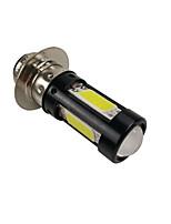 Недорогие -otolampara 1шт p15d мотоцикл лампочки 20 Вт початка 1600 лм 4 светодиодные фары для Honda все годы