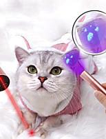 Недорогие -Лазерные игрушки Коты Животные Игрушки UltraLight Другие материалы Подарок