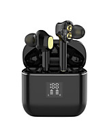 cheap -LITBest 07B TWS True Wireless Earbuds Stereo Dual Drivers Wireless Bluetooth 5.0 with IPX5 Waterproof Auto Pairing for Sport Fitness