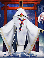 cheap -Inspired by Vocaloid Miku Anime Cosplay Costumes Japanese Cosplay Suits Dress Headwear For Women's