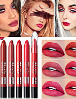 cheap -1 pcs # Daily Makeup Waterproof / Matte / Form Fit Matte Waterproof / Moisture / Long Lasting Traditional / Fashion Makeup Cosmetic Grooming Supplies