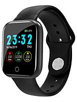 Недорогие -KUPENG I5 Универсальные Смарт Часы Умные браслеты Android iOS Bluetooth Водонепроницаемый Пульсомер Спорт Регистрация деятельности Медобеспечение