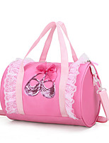 cheap -Dance Accessories Sports & Outdoors / Duffel Bag Girls' Training / Performance Nylon / Lace Bowknot / Embroidery / Ruffle